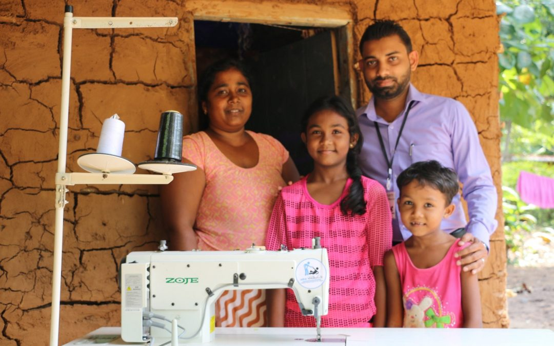 Self-employment for Poor Families