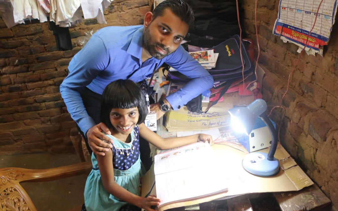 Solar Power (Domestic Unit) for Rural Families