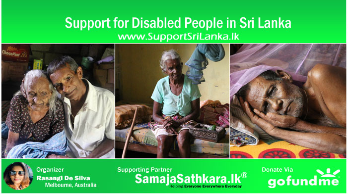 Support for Disabled People