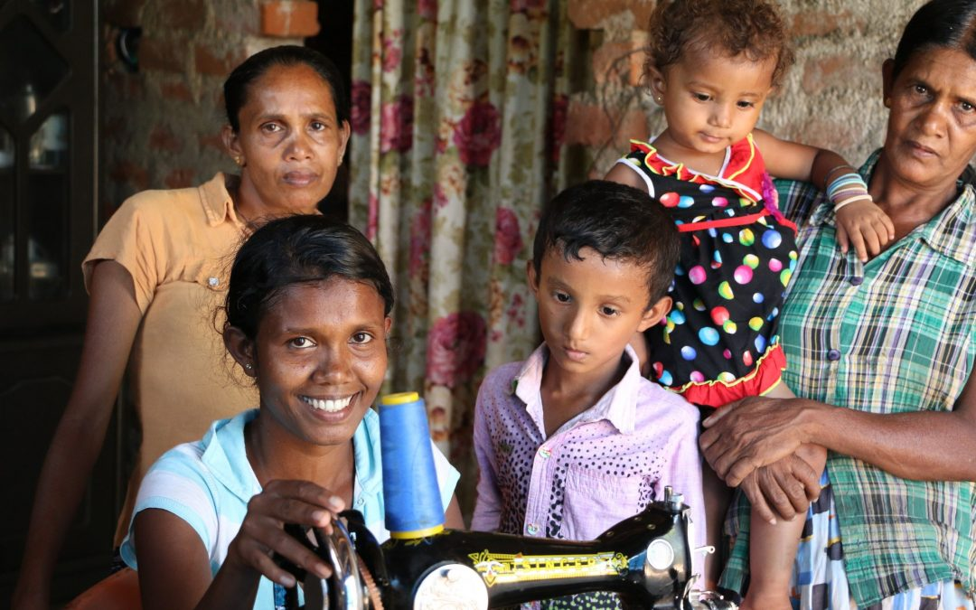 Sustaining Families | Self-employment for Poor Families